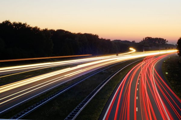 Speed - Velocity and dynamism on the Highway