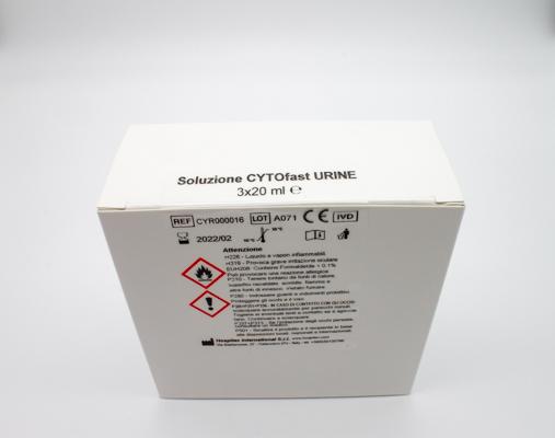 soluzione cytofast urine 3x20ml