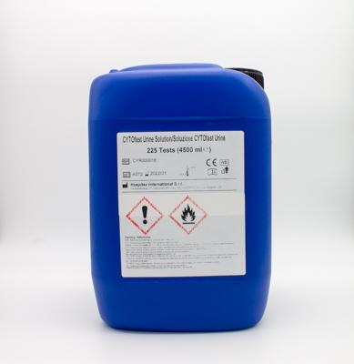 soluzione cytofast urine 225 test
