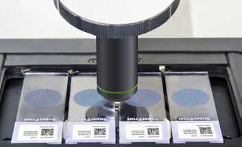 vision 4 - sistema di digitalizzazione di preparati cervico-vaginali-pap test
