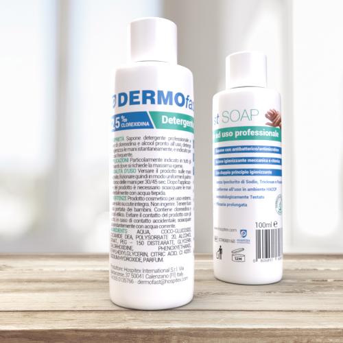 DERMOfast SOAP 100 - Detergente ad uso professionale